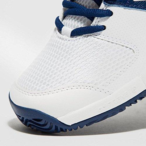 adidas Barricade Club Junior Schuhe, Weiß, 37 1/3