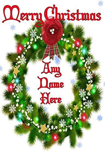 Bnxc9 - Tarjeta de felicitación de Navidad (tamaño A5 ...