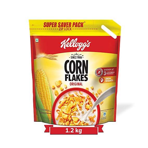 Kellogg's Corn Flakes Original, 1.2 kg