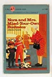 Nora and Mrs. Mind-Your-Own-Business, Johanna Hurwitz, 0440456681