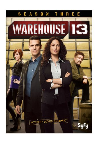 Warehouse 13: Season 3]()