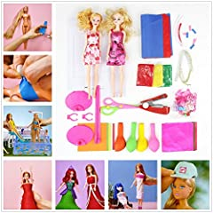 ou really are never too old for dolls! There's something about them that makes you forget about your to-do list and take a fun little break. And you really should do so! Find out how to make your doll the queen of the runway with these insane...