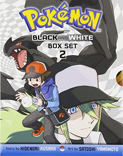 Price comparison product image Pokemon Black and White Box Set 2: Includes Volumes 9-14