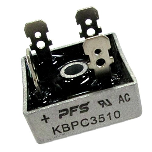 35A 1PH 1 piece 100V QC SOLID STATE KBPC3501 BRIDGE RECTIFIER