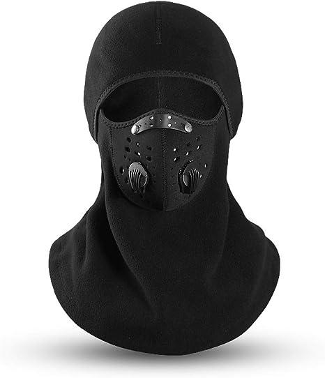 maschera antipolvere con disegni