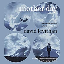 Another Day Audiobook by David Levithan Narrated by Kathleen McInerney