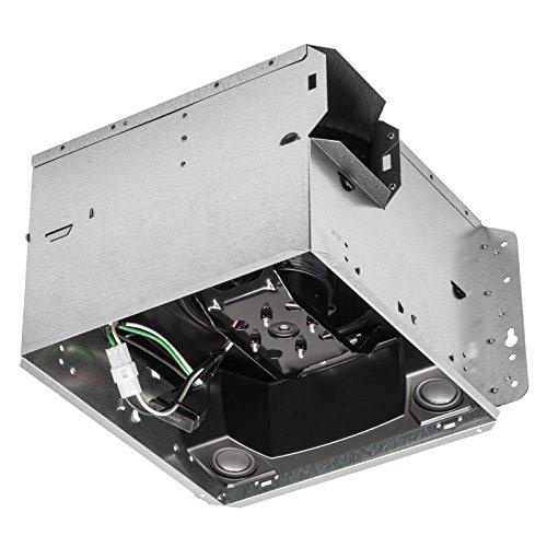 Broan Spk110 110 Cfm 1 0 Sones Sensonic Speaker Fan With