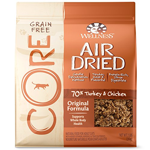 Wellness Core® Air Dried Natural Grain Free Dry Cat Food, O