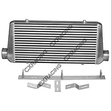 cxracing Turbo Intercooler + soporte para Nissan 350Z: Amazon.es: Coche y moto