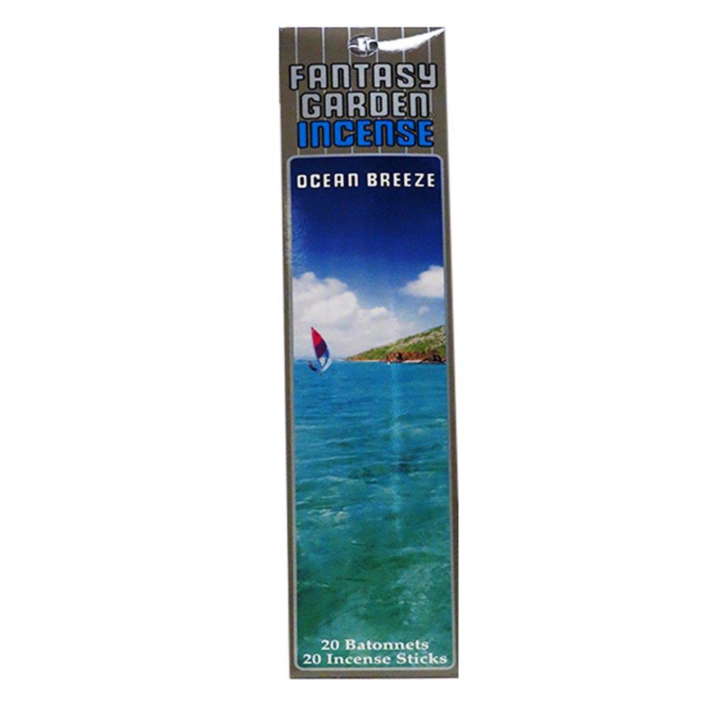 ファンタジーガーデンincense- Ocean Breeze ( 20 in 1パック) 8032542 B073ZGZP61