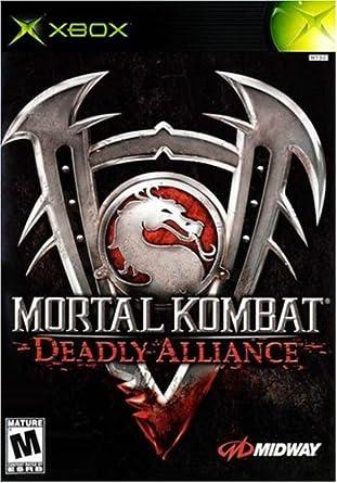 Mortal Kombat: Deadly Alliance: Amazon co uk: PC & Video Games