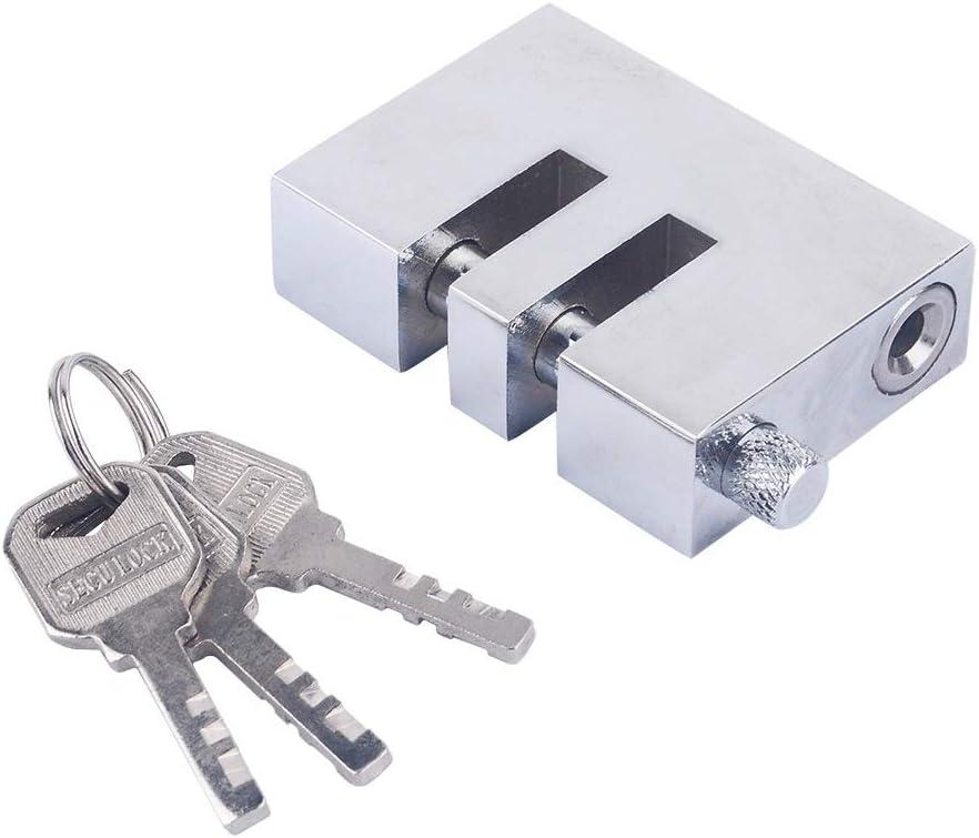 P/édale Lock p/édale dacc/él/érateur de verrouillage de frein de voiture inoxydable verrouillage de s/écurit/é outil antivol verrouillage dembrayage
