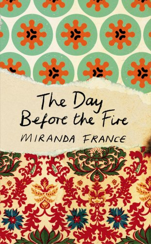 book cover of The Day Before the Fire