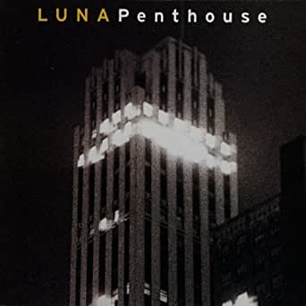 Penthouse Luna album cover