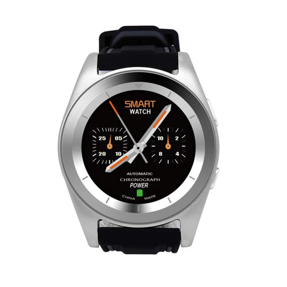 HCWH Pantalla HD Reloj Smart Watch Monitor de Ritmo cardíaco ...