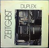 ZEITGEIST DUPLEX vinyl record