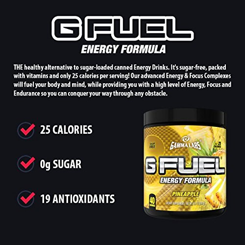 Gamma Labs G Fuel Variety Pack ( Fazeberry, Blue Ice ...