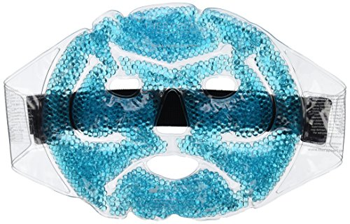 TheraPearl-Face-Mask-Reusable-Hot-Cold-Therapy-Mask-with-Gel-Beads-Flexible-Non-Toxic-Hot-Cold-Compress-for-Acne-Best-Spa-Wrap-for-Swollen-Face-Puffy-Eyes-Relaxation-Stress-Relief