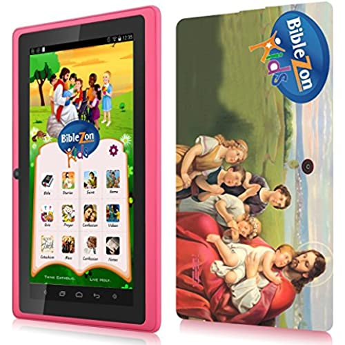 Biblezon Kids Catholic Tablet- Pink Coupons