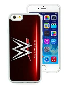 Popular iPhone 6S TPU Case ,Fashionable And Unique Designed Case With WWE Network White iPhone 6S Cover High Quality Phone Case