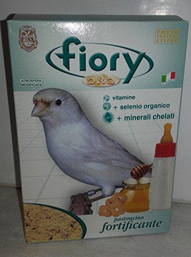 Pasta de cría blanca para aves. 300 gr