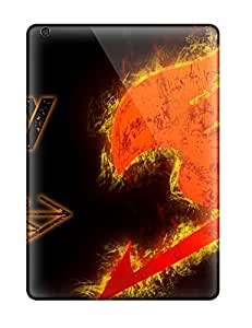 Excellent Ipad Air Case Tpu Cover Back Skin Protector Fairy Tail
