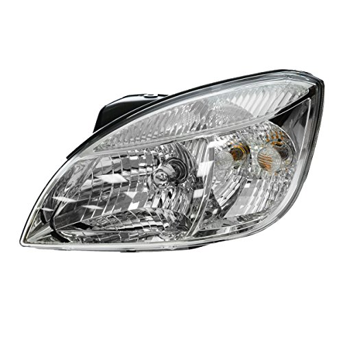 Kia Rio Hatchback (Headlight Headlamp Driver Side Left LH for 06-08 Kia Rio Rio5 Sedan Hatchback)