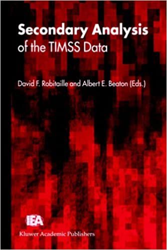 Book Secondary Analysis of the TIMSS Data