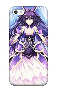 Cute Tpu Date A Live Case Cover For Iphone 5/5s