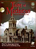 Taint of Madness, Eric Rowe and Shannon Appel, 1568820429