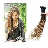 Reggae Hair Handmade Dreadlock Extentions synthetic
