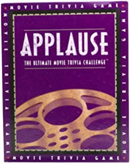 Applause The Ultimate Movie Trivia Challenge