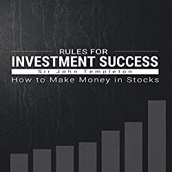 Rules for Investment Success