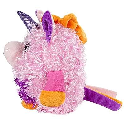 Ganz Unicorn Whoorah Friends Plush (Pink-Purple): Toys & Games