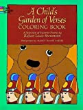 A Child's Garden of Verses Coloring Book (Dover Classic Stories Coloring Book)
