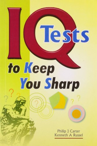 IQ Tests to Keep You Sharp