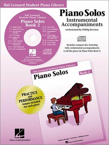 Piano Solos Book 2 - CD: Hal Leonard Student Piano Library ebook