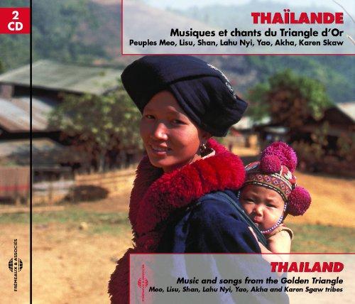 Akha Life (Thailande: Musiques Et Chants Du Triangle)
