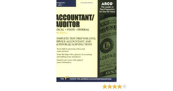 arco accountant auditor 9780768908510 economics books amazon com rh amazon com Stressed Accountant Animated Accountant