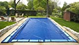 Inground Swimming Pool Winter Cover - 8 Year Warranty - 30' x 50' Rectangle