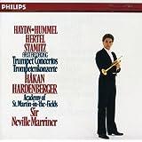 Hakan Hardenberger plays Haydn, Hertel, Hummel, Stamitz: Trumpet Concertos (1987-10-02)