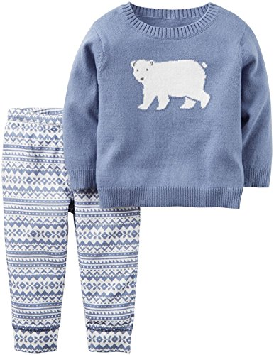 carters-baby-boys-2-pc-sets-blue-24m