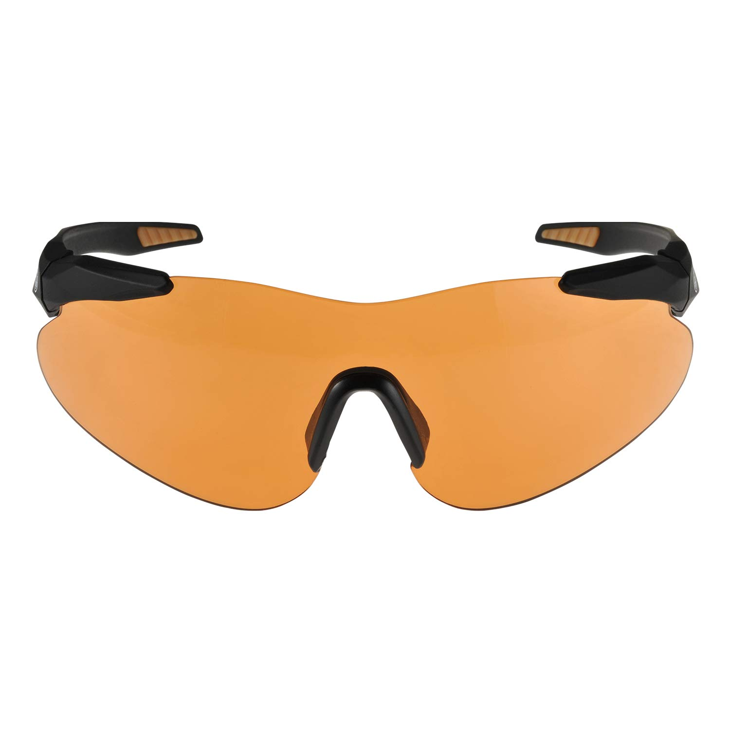 Beretta Shooting Glasses with Policarbonate Injected Lens, Orange by Beretta