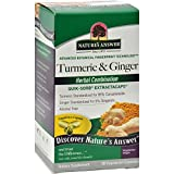 Nature'S Answer Tumeric & Ginger 90 Lcap
