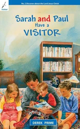 Read Online Sarah And Paul Have a Visitor (Sarah & Paul) pdf