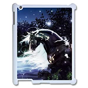 Love Horse Hard Shell Cell Phone Case Cover for Ipad 2,3,4 CaseHSL413964