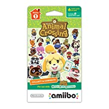 Nintendo Animal Crossing Cards - Series 1, Paquete de 6 Cartas - Standard Edition