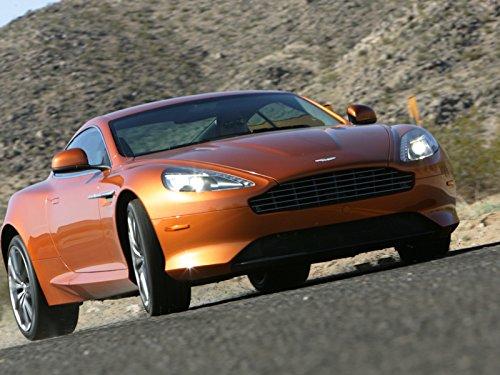 2012 Aston Martin Virage: Automotive Haute Couture