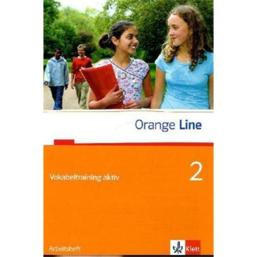 Orange Line / Vokabeltraining aktiv Teil 2 (2. Lehrjahr)
