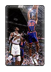 new york knicks basketball nba seattle supersonics NBA Sports & Colleges colorful iPad Mini cases 8683392I787409162